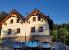 Penzion Na kraji lesa - Valašské Meziříčí - Edificio