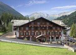 Hotel de Champoluc - Champoluc - Building
