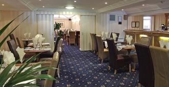 Queens Hotel - York - Restaurante