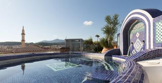 Avli Lounge Apartments - Rethymno - Piscina