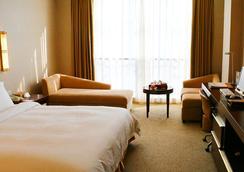 最佳西方財富 - 福州 - 臥室