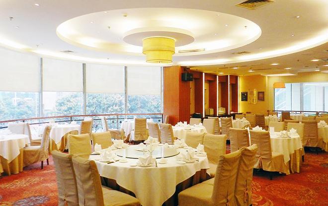最佳西方財富 - 福州 - 宴會廳