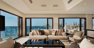 The Setai Tel Aviv - Tel Aviv - Living room