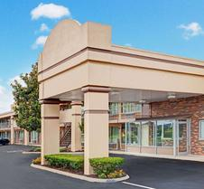 Days Inn by Wyndham Clarksville TN