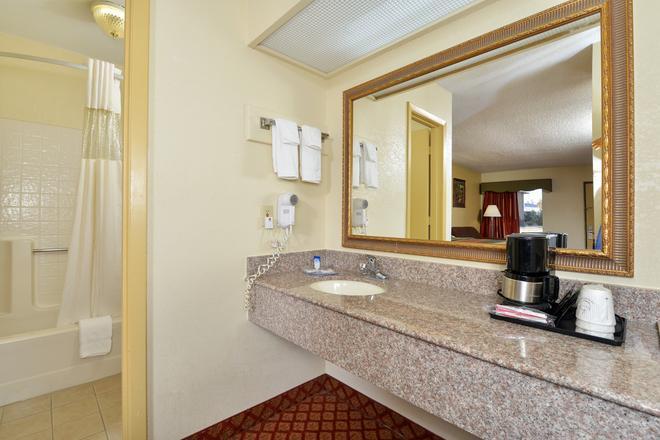 Americas Best Value Inn Brookhaven - Brookhaven - Baño