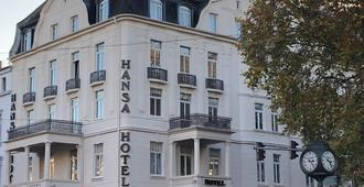 Favored Hotel Hansa - Wiesbaden - Edificio