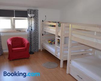 Abla Guest House - Carcavelos - Slaapkamer