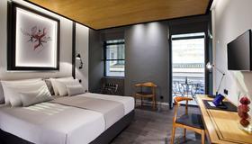 Met34 Athens - Athens - Bedroom
