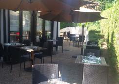 鐘樓阿內西克蘭傑維耶酒店 - 克蘭傑維耶 - 安錫 - 餐廳