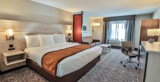 Best Western Plus Executive Residency Nashville - Nashville - Bedroom