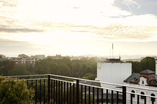 里加公園酒店 - 斯塔萬格 - 斯塔萬格 - 陽台