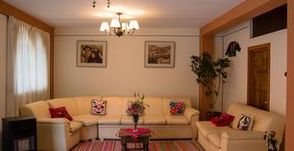 Hotel T'ika Puno - Puno - Living room