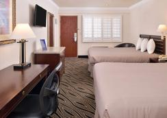 Americas Best Value Inn & Suites El Monte Los Angeles - El Monte - Schlafzimmer
