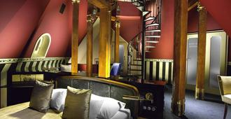 Hotel Paris Prague - פראג - חדר שינה