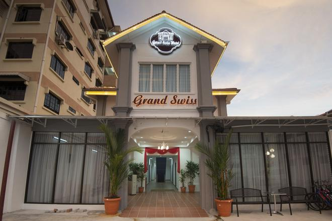 Grand Swiss Hotel - George Town - Κτίριο