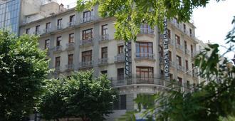 Le Palace Art Hotel - Thessaloniki - Building