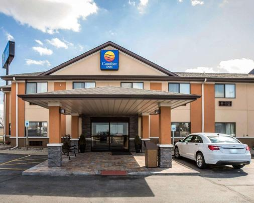 Comfort Inn Morris I-80 - Morris - Building