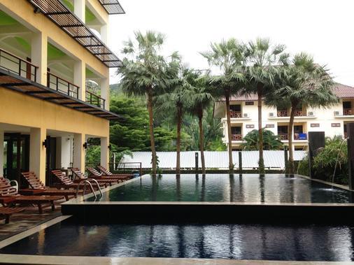 克利勒度假酒店 - 象島 - 象島 - 游泳池