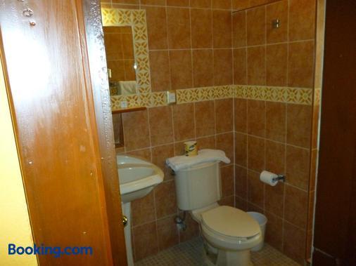 Hotel Monte Alban - Solo Adultos - Oaxaca - Bathroom