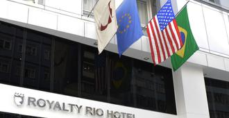 Royalty Rio Hotel - Rio de Janeiro - Building