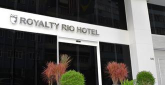 Royalty Rio Hotel - Río de Janeiro - Edificio
