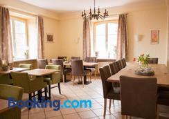 Kräuterhotel Villa Vontenie - Kordel - Restaurant