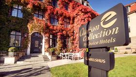 Clarion Collection Hotel Gabelshus - Oslo - Edificio