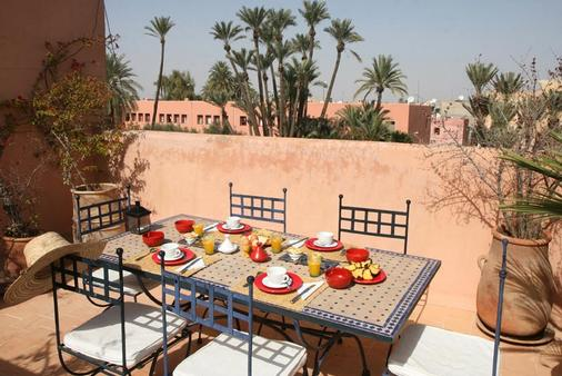 Riad Dar Nimbus - Marrakesh - Balcony