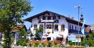 Hotel Gasthaus Café Bavaria - Inzell - Κτίριο