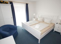 Hotel Dorfkrug Büsum - Büsum - Bedroom