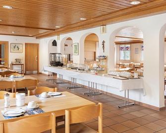 Hotel & Bildungshaus St Jodern - Visp - Restaurant