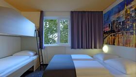 B&B Hotel Frankfurt City-Ost - Frankfurt am Main - Bedroom