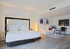 Innside Frankfurt Ostend - Frankfurt/ Main - Phòng ngủ