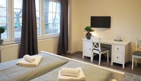 Regiohotel Quedlinburger Hof - Quedlinburg - Bedroom