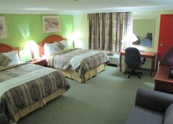 Northland Motel - Sudbury - Bedroom