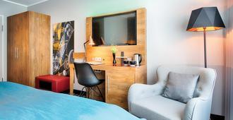 Leonardo Boutique Hotel Berlin City South - Berlin - Bedroom