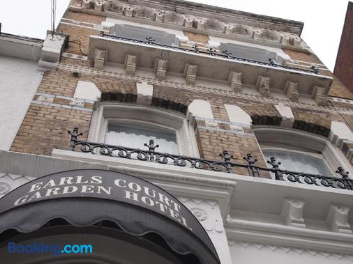 Earls Court Gardens Hotel - Guest house - London - Building