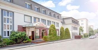 Hotel Astra - פראג - בניין