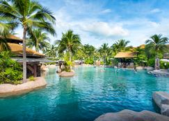 Centara Grand Mirage Beach Resort Pattaya - Trung tâm Pattaya - Bể bơi