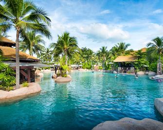 Centara Grand Mirage Beach Resort Pattaya - Паттайя - Басейн