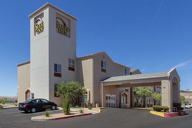 Sleep Inn University - El Paso - Building