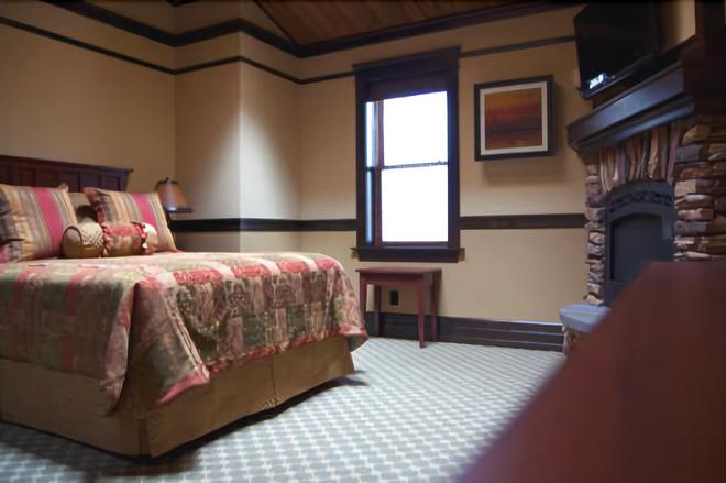 Lakeview Hotel - Chelan - Schlafzimmer