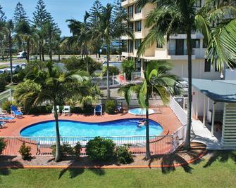 Key Largo Apartments - Burleigh Heads - Pool