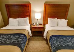 Comfort Inn Conference Center - Pittsburgh - Phòng ngủ