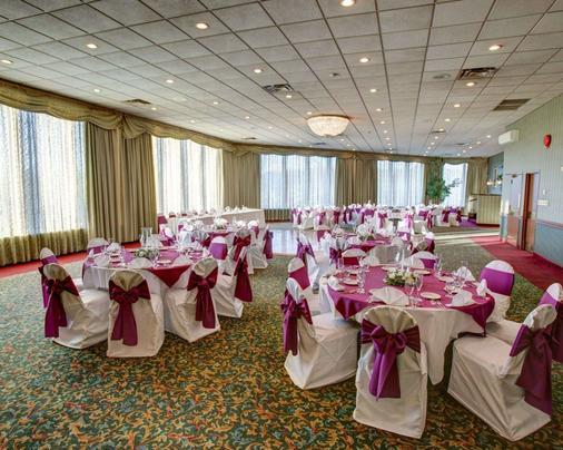 Comfort Inn Conference Center - Pittsburgh - Sảnh yến tiệc