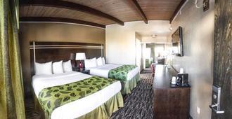 Motel Capri - Сан-Франциско - Спальня