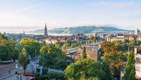 Swissôtel Kursaal Bern - Berna - Vista del exterior
