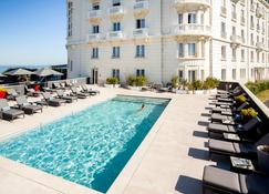 Le Regina Biarritz Hotel & Spa MGallery - Biarritz - Πισίνα