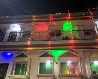 Monika Mansion - Bodh Gaya - Будівля