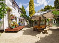 The Shady Rest Bed and Breakfast - Takaka - Innenhof